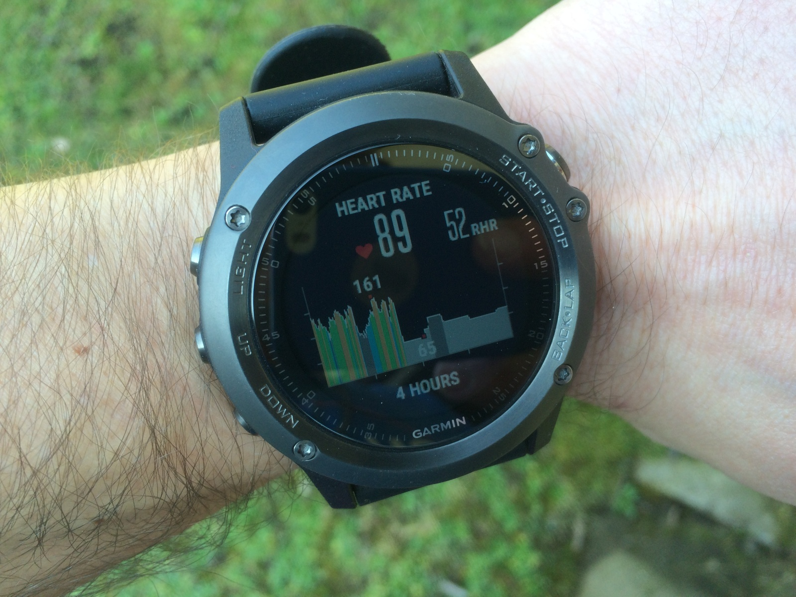 Garmin Fénix 3 Optic  Špičkové hodinky df7e7ffa8fe