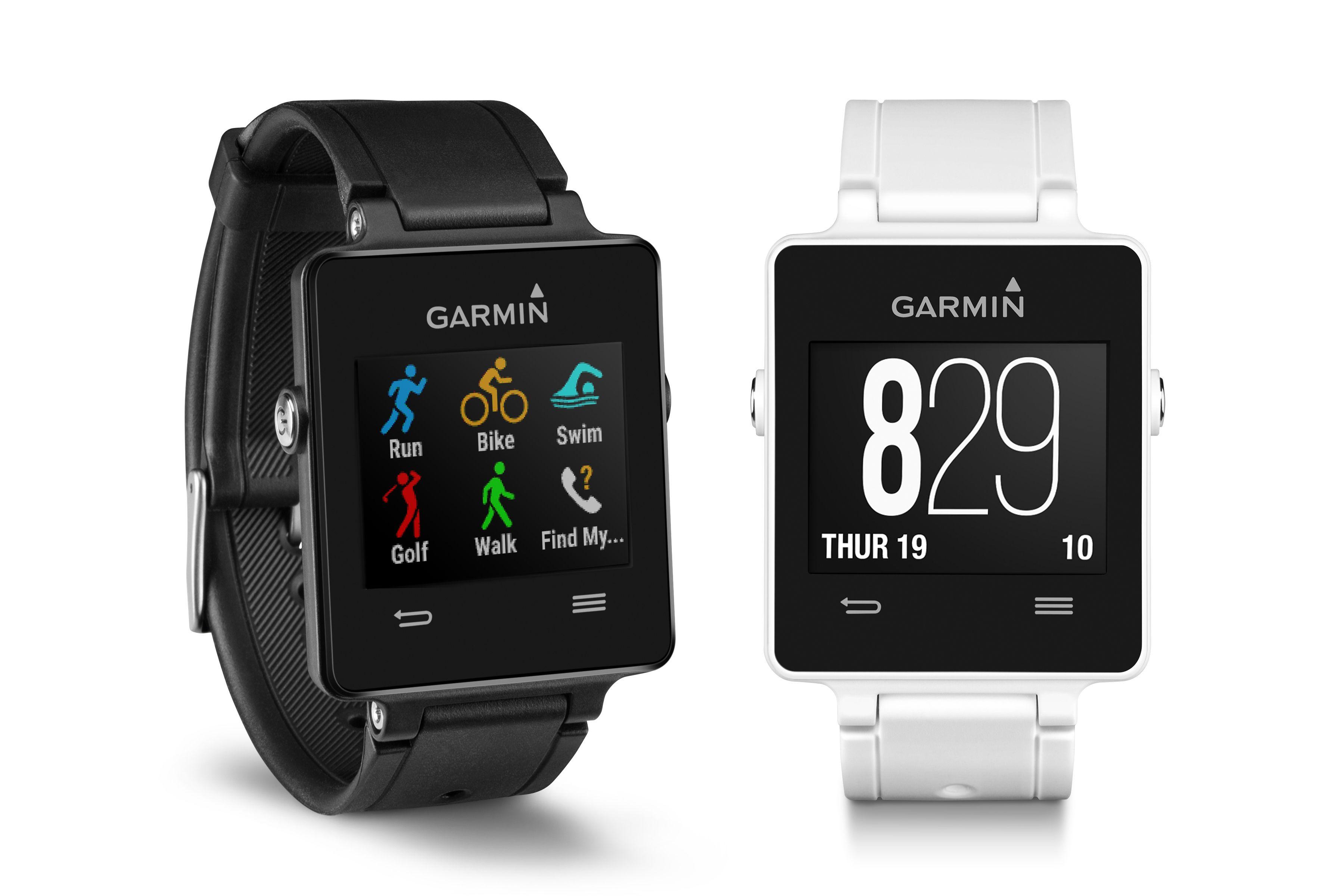 Vivoactive  První chytré hodinky od Garminu s dotykovým displejem ... 95e52683eb